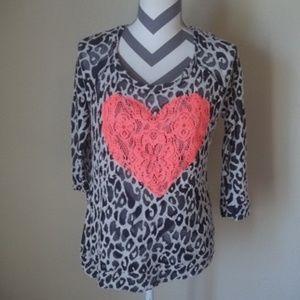 Miss Chievous blouse (BL19)